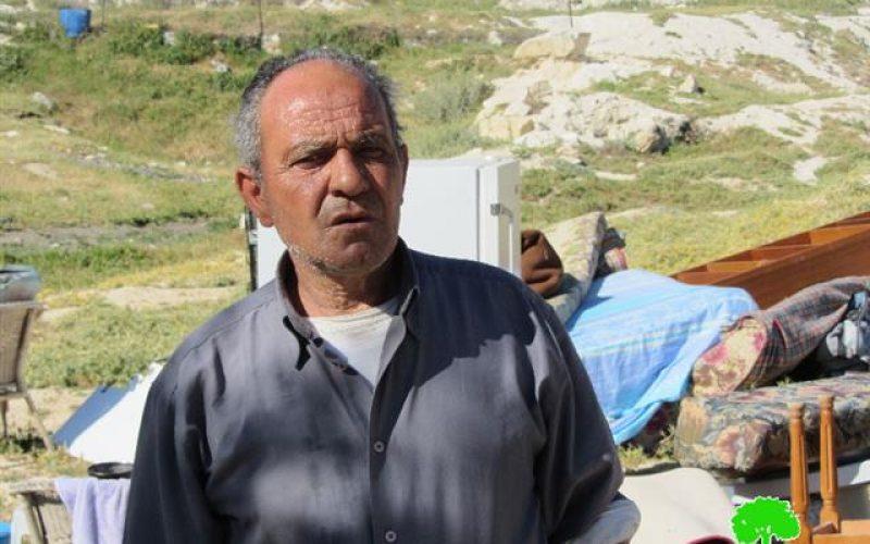 هدم مسكن عائلة المسلماني في بلدة الطور / محافظة القدس