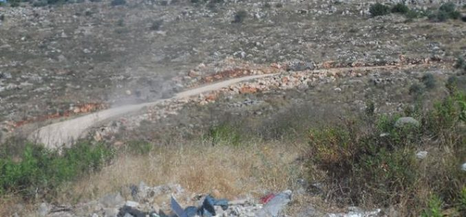 Embarking on opening a bypass road for Ariel settlement