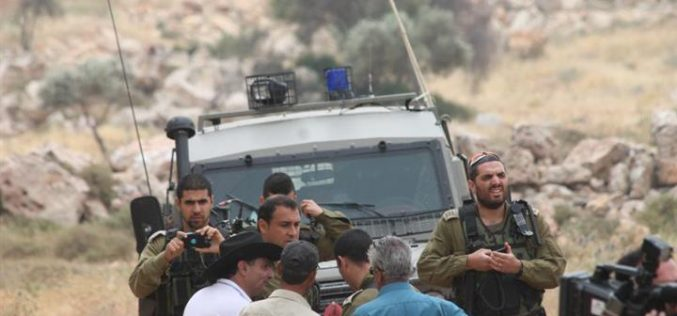 خلة النحلة, منطقة فلسطينية في دائرة استهداف المستوطنين وجيش الاحتلال الإسرائيلي
