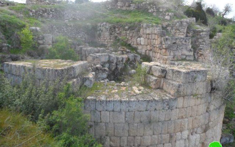 Embarking on changing the historical nature of Sabastiya
