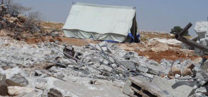 Demolition of Residences in Khallet al-Furn