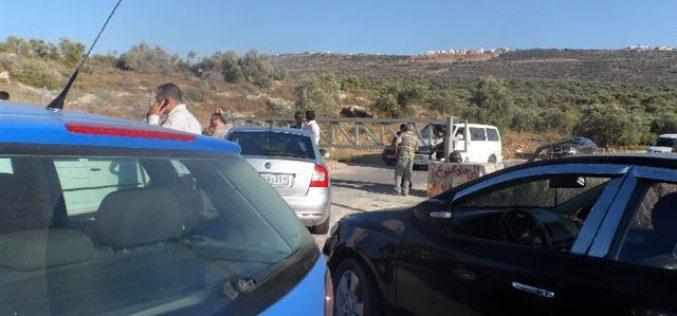 تحويل قرية مردا إلى سجن كبير بعد إغلاق كافة البوابات الحديدية المقامة على مداخلها