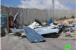 الانتهاكات الإسرائيلية في القدس المحتلة خلال شهر حزيران من العام 2014