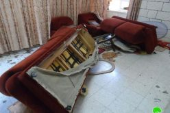 """Unrivaled Wave of Attack on Hebron"" <br> The Israeli Occupation Razes the Homes of the Families of al-Qawasmi and Abu- Eisha"