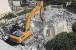 الانتهاكات الإسرائيلية في القدس المحتلة خلال اب من العام 2014