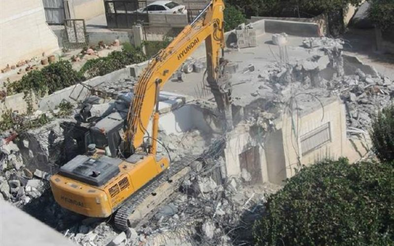 Israeli Violations of Palestinians Rights in the city of Jerusalem during the month of August, 2014.