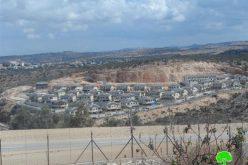 """وزارة الإسكان الإسرائيلية تطرح عطاء لبناء 283  وحدة سكنية جديدة  في مستعمرة """" الكانا"""""""