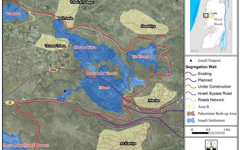 حرب المستوطنات الإسرائيلية تشتعل من جديد <br>  إسرائيل تنشر مناقصات لبناء 283 وحدة استيطانية في مستوطنة الكانا الإسرائيلية