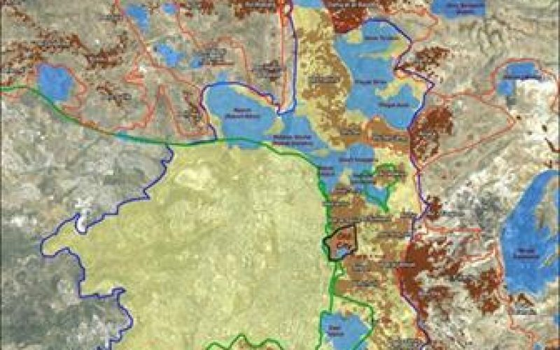 اسرائيل تعطي الضوء الاخضر لبناء مدرسة تلمودية في قلب حي الشيخ جراح في القدس وتدشن اخرى في منطقة باب الساهرة