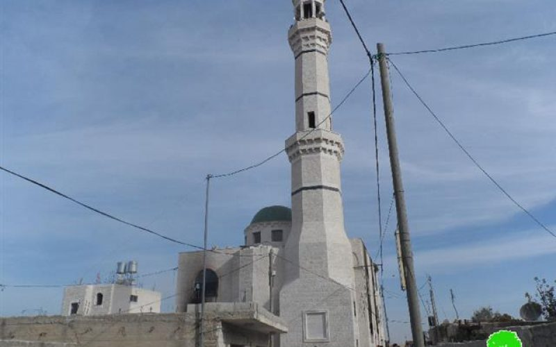 The latest of which was the attack on Othman Bin Affan mosque <br> Land Research Center documents 14 attacks on mosques during 2014 in the West Bank