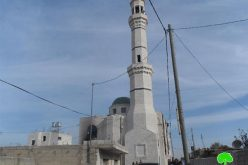 كان آخرها الاعتداء على مسجد عثمان بن عفان في قرية المغير, أبحاث الأراضي: الاعتداء على 14 مسجداً في الضفة الغربية خلال العام الجاري 2014