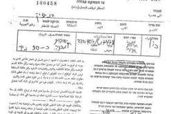 الاحتلال الاسرائيلي يستهدف قرية تقوع الفلسطينية بمزيد من أوامر وقف العمل والبناء