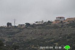 "The Minister of Israel Defense "" legitimizes"" the outpost of El Matan in Wad Qana"
