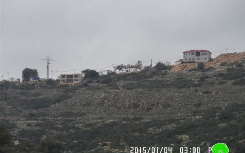 "The Minister of Israel Defense "" legitimizes"" the outpost of El Matan in Wad Qana"