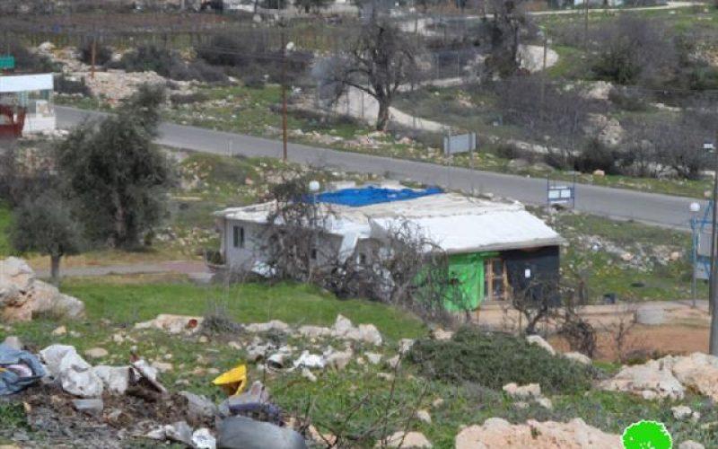 """Israeli colony  asks Hebron man to pay property tax """"Arnona"""""""