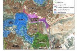 استكمالا لسلخ بلدات شمال شرق القدس عن المدينة المحتلة  مكب نفايات اسرائيلي على اراضي عناتا والعيسوية ومخيم شعفاط