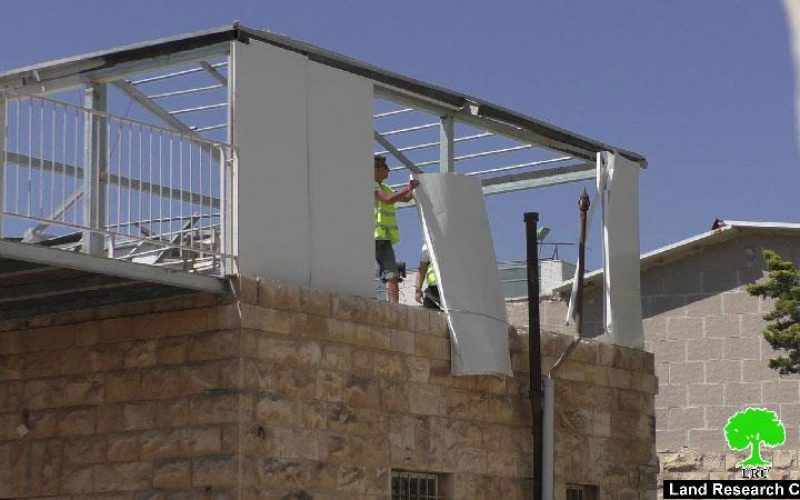 Demolition of a residence facility in Occupied Jerusalem