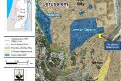 An Israeli tourist settlement project threatens Silwan's Historic nature