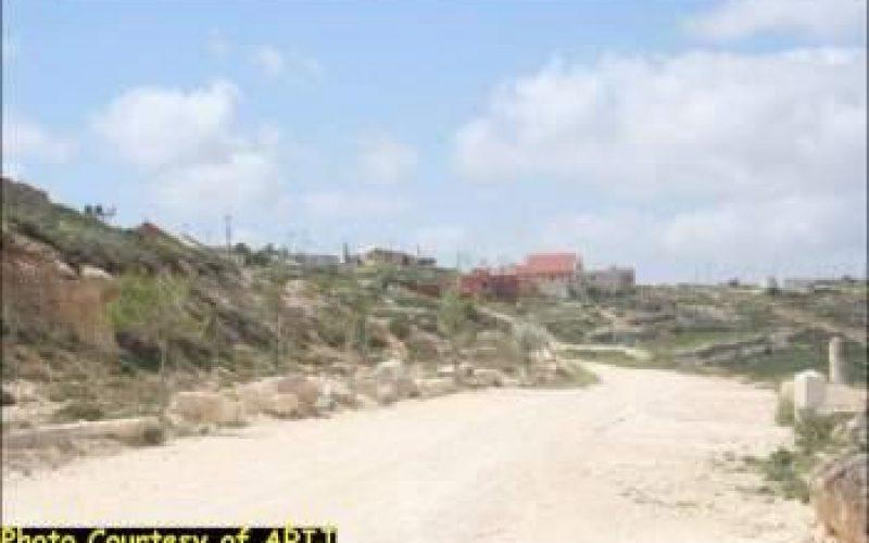 &#8220;تم بنائها على اراضي فلسطينية خاصة&#8221;<br> الحكومة الاسرائيلية تماطل في اخلاء البؤرة الاستيطانية &#8220;ديريخ عهافوت&#8221;