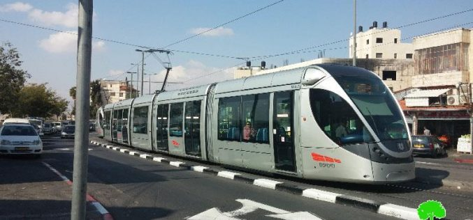 Israel Regional Committee approves the light rail's new route in occupied Jerusalem