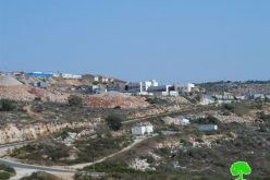 Establishing new colonial quarter in Revava colony at the expense of Deir Istiya village