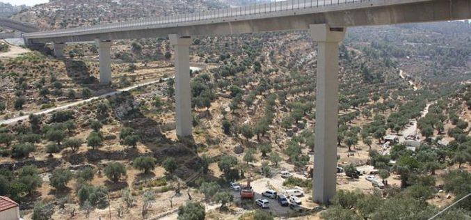 &#8220;كفر عقب 2 قيد الانشاء في حي بئر عونة&#8221;<br>  اسرائيل تستأنف بناء جدار العزل العنصري على أراضي مدينة بيت جالا
