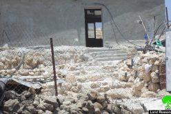 إخطارات بهدم مساكن في خربة جنبة بمسافر يطا