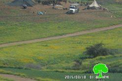 في تقرير إحصائي لمركز أبحاث الأراضي, التجمعات البدوية في الأغوار الشمالية الخاسر الأكبر من التدريبات العسكرية التي يجريها الاحتلال