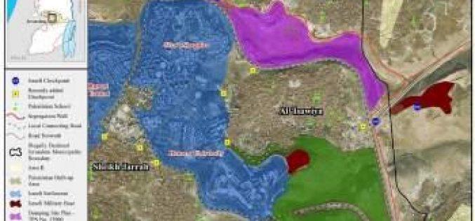 &#8220;القدس 36&#8221; <br> اسرائيل تضيق الخناق على اكثر من 230 ألف فلسطيني في القدس الشرقية المحتلة