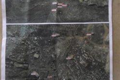 ما تسمى لجنة التنظيم والبناء الإسرائيلية تخطر بوقف البناء لمساكن في تجمع الهذالين شمال قرية جبع
