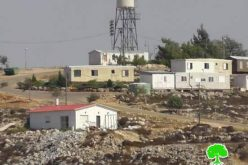 تكثيف هدم المساكن في ظل انتفاضة الأقصى <br> حي سكني فلسطيني يهدد بالهدم لحماية بؤرة استعمارية اسرائيلية