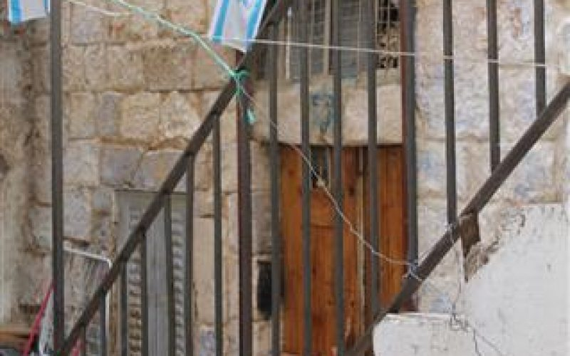 Court notices to evacuate four Jerusalemite residences claimed property of colonial groups