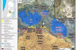 """"""" لأغراض المنفعة العامة"""" <br> وزير المالية الاسرائيلي يصادر ما يقارب 102 دونما من أراضي بيت ساحور- بيت لحم- بيت جالا"""