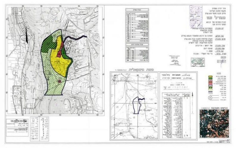 "Ya'alon officially approves the expansion of the ""Gush Etzion"" bloc of settlements to include Bayt Al Baraka compound"
