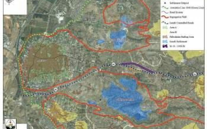 &#8216;For the explicit use of Israeli Settlers&#8217; <br>  Israel plans to construct an alternative bypass road on lands of Azzun and An Nabi Elias villages east of Qalqilyia