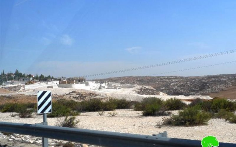 The Israeli Occupation is to confiscate 2641 dunums from Hebron