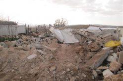تقرير الانتهاكات الإسرائيلية في الأراضي المحتلة – شباط 2016  التصعيد الاسرائيلي مُستمر……  الهدم والعقاب الجماعي في تصاعد
