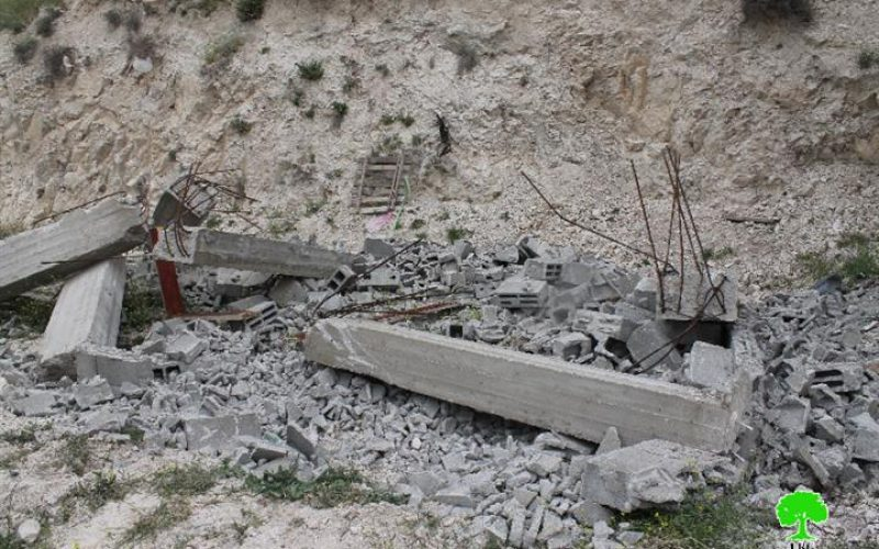 Under Israeli threat: Abu Qalbin family self-demolishes their two residential apartments