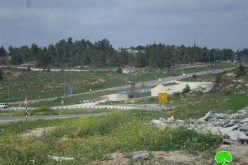 Israeli Occupation Forces confiscate six agricultural dunums to establish military watchtower in Ramallah