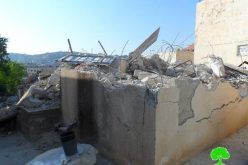 منذ بداية الانتفاضة الاحتلال هدم 30 مسكناً بذريعة الأمن <br>  هدم ثلاثة منازل في بلدة قباطية في محافظة جنين