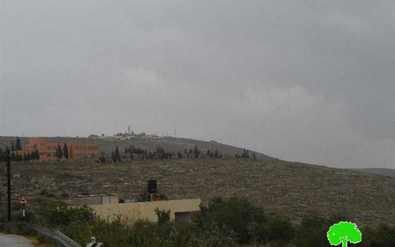 In violation of Israel Supreme court decision of removal: Colonists of Adi Ad re-set up caravans in Nablus