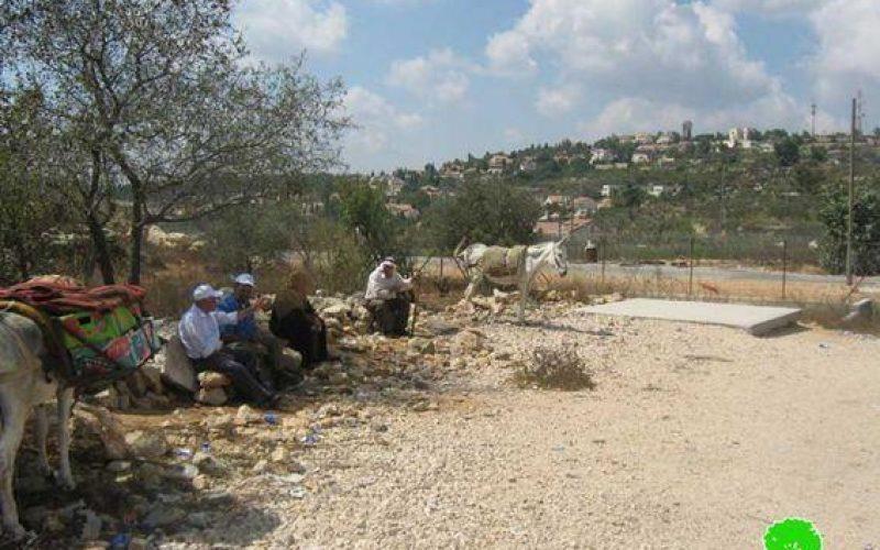 مخطط استيطاني يهدف لتوسيع مستوطنة راموت وذلك بمصادرة 419 دونما من أراضي قرية بيت إكسا ولفتا المهجرة