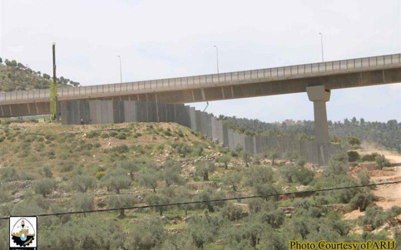 تقرير الانتهاكات الإسرائيلية في الأراضي المحتلة – نيسان 2016  المزيد من المشاريع الاستيطانية التوسعية يقابلها المزيد من هدم المنازل ومصادرة الاراضي