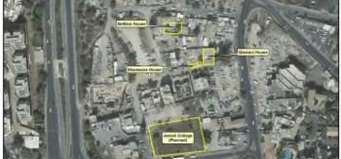 Israeli Plans targeted the East Jerusalem  News settlement neighborhood in Ash-Sheikh Jarrah