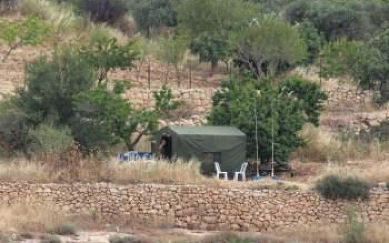 تقرير الانتهاكات الإسرائيلية في الأراضي المحتلة – أيار 2016