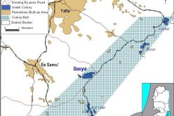 Expanding the settlement of Susya