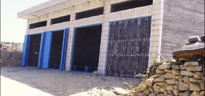 Twenty Three Houses Threatened With Demolition in Hebron District