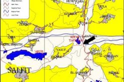 The Expansion of Tapuah settlement Established on the Land of Yasuf Village – Salfit Governorate