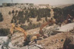 Israel destroys 23 houses in Jerusalem on one day