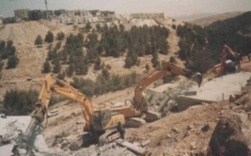 Israel destroys 23 houses in Jerusalem on one day